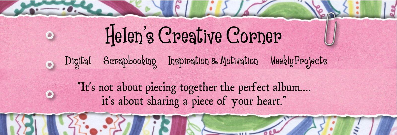 Helen's Creative Corner