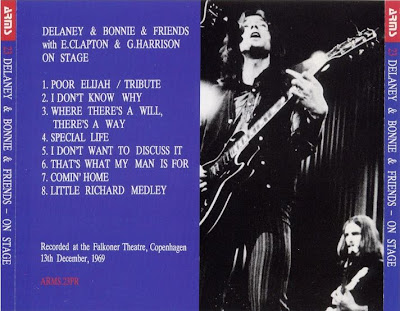 DELANEY, BONNIE AND FRIENDS 1969-12-12 Copenhagen