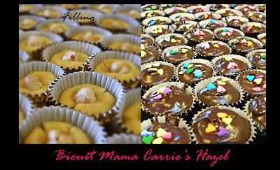Biscuit Mama Carrie's Hazel - 40 pcs - $10.00
