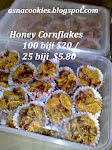 HONEY CORNFLAKES YUMMY...