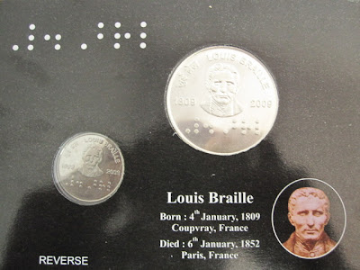 louis braille unc set reverse