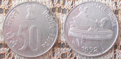fifty paise parliament
