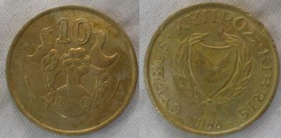 cyprus 10 cent