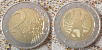 germany 2 euro 2002