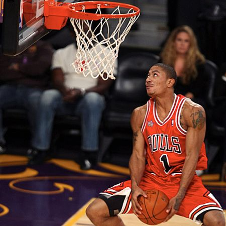 3) Derrick Rose--Another