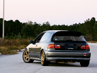Fifth generation  1992 1995    EG  EJ1