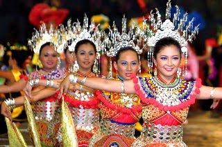 Borneo Lets All Dance