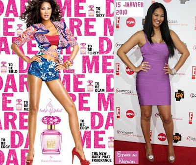 Kimora Lee Simmons dare me photoshop
