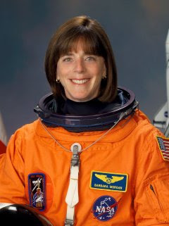 L'astronauta Barbara Morgan
