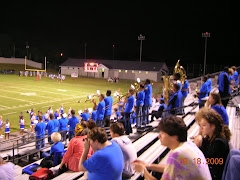 Dreher/Hand Pep Band Night