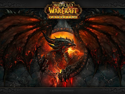 world of warcraft cataclysm wallpaper. The wallpaper is available on