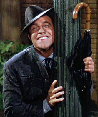 singing in the rain meme
