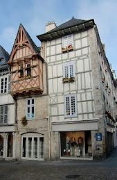 Rennes, Bretagne