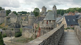 Fougères, Bretagne