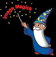 ImageMagick suite di programmi liberi per la creazione, modifica e visualizzazione di immagini bitmap.