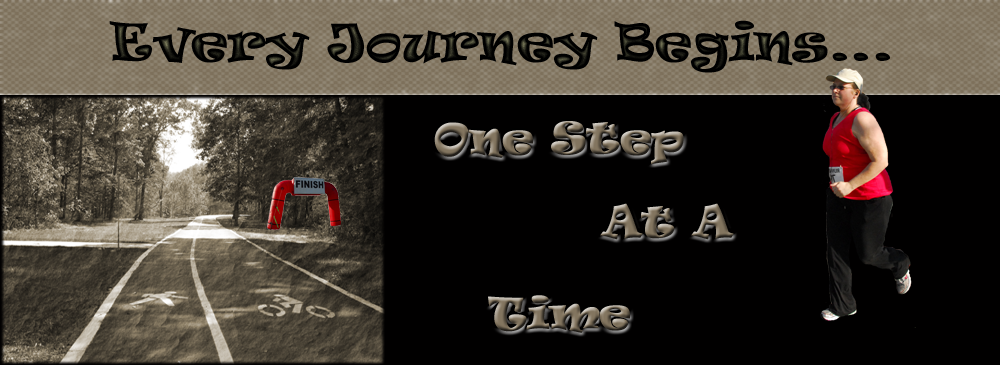 One Step at a Time - Running Blog
