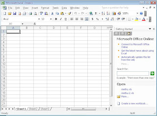 Panduan Belajar Microsoft Office Ecxel