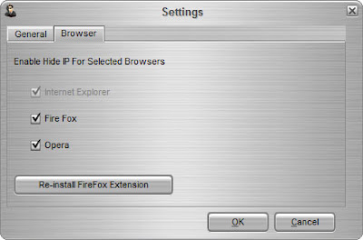 Auto Hide IP :: Advanced Settings - Browser