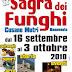 Sagra dei Funghi -Cusano Mutri (Bn) - 16 September - 3 October