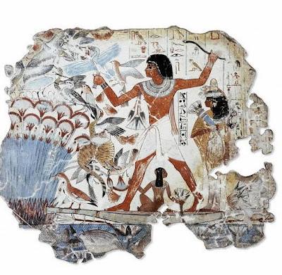 Arte: Imágenes del capitulo 2 Egipto Mesopotamia para 2° Poli