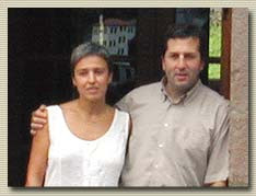 Mila y José Miguel