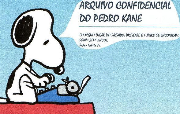 ARQUIVO CONFIDENCIAL KANE