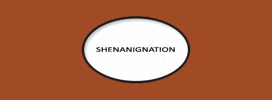 Shenanignation