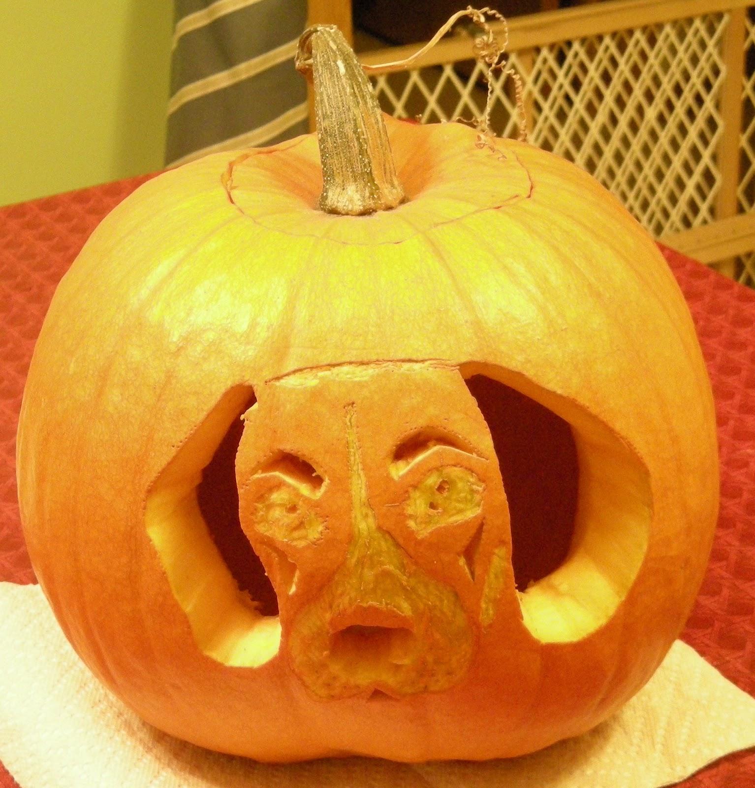 Bohler s babblings pumpkin share