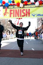 Chilly Half Marathon March 2009