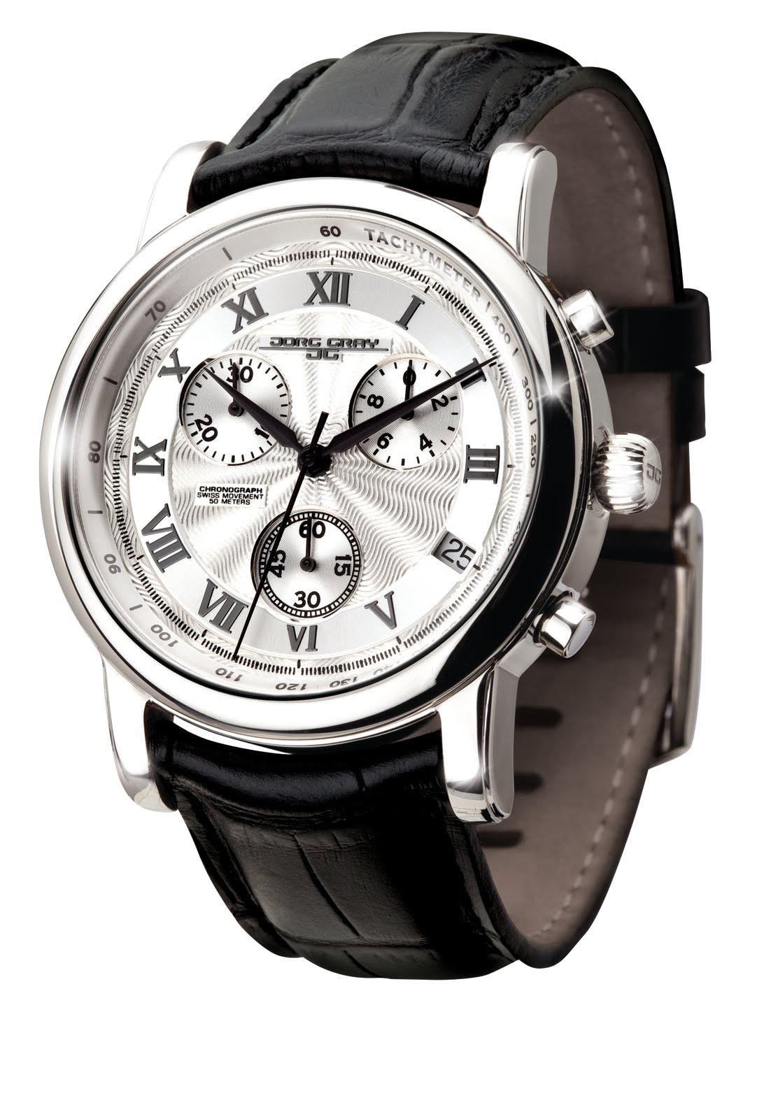 Jewelry News Network: Jorg Gray New Watch Collection