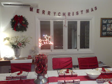 Christmas at home...