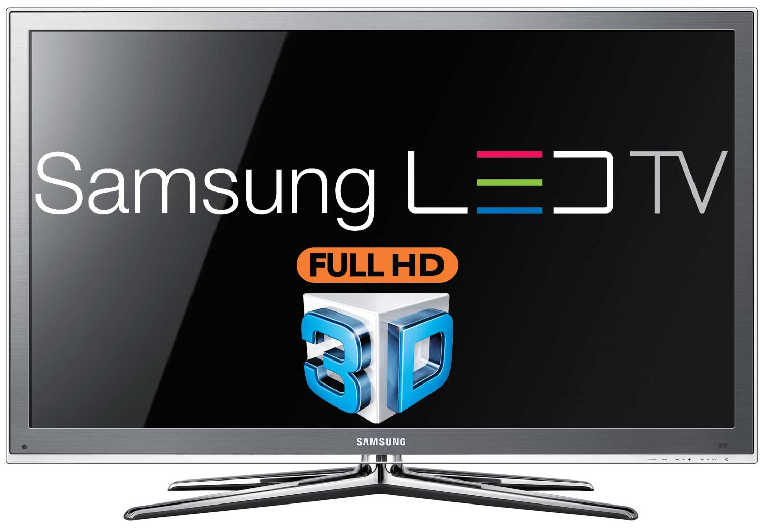 Tv samsung led 3d