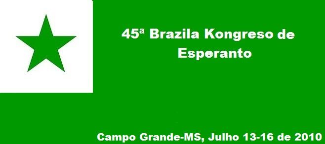 45ª Brazila Kongreso de Esperanto