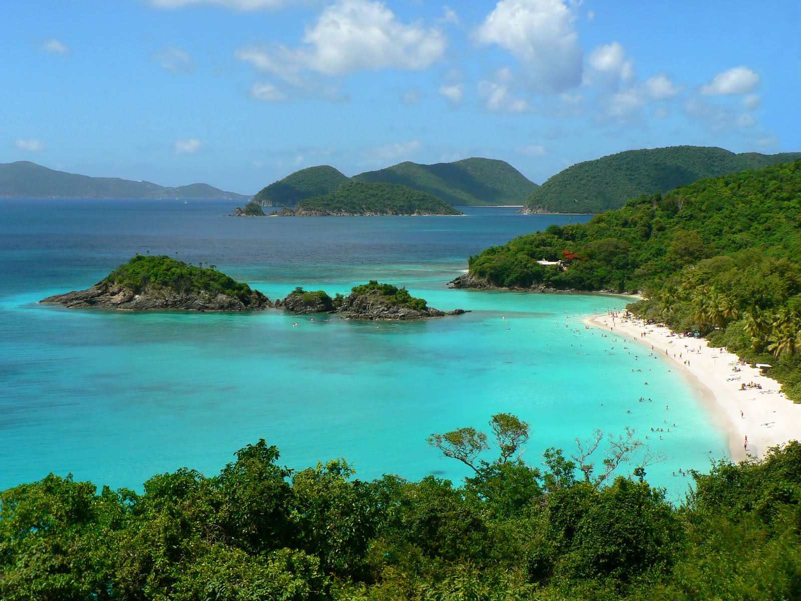 St. John Us Virgin Islands Beaches