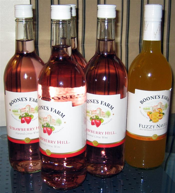 boones farm tickled pink