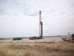 modern day oil drilling rig