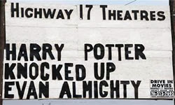 Harry Potter Knocked Up Evan Almighty