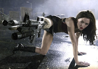 Grindhouse: Planet Terror (2007)