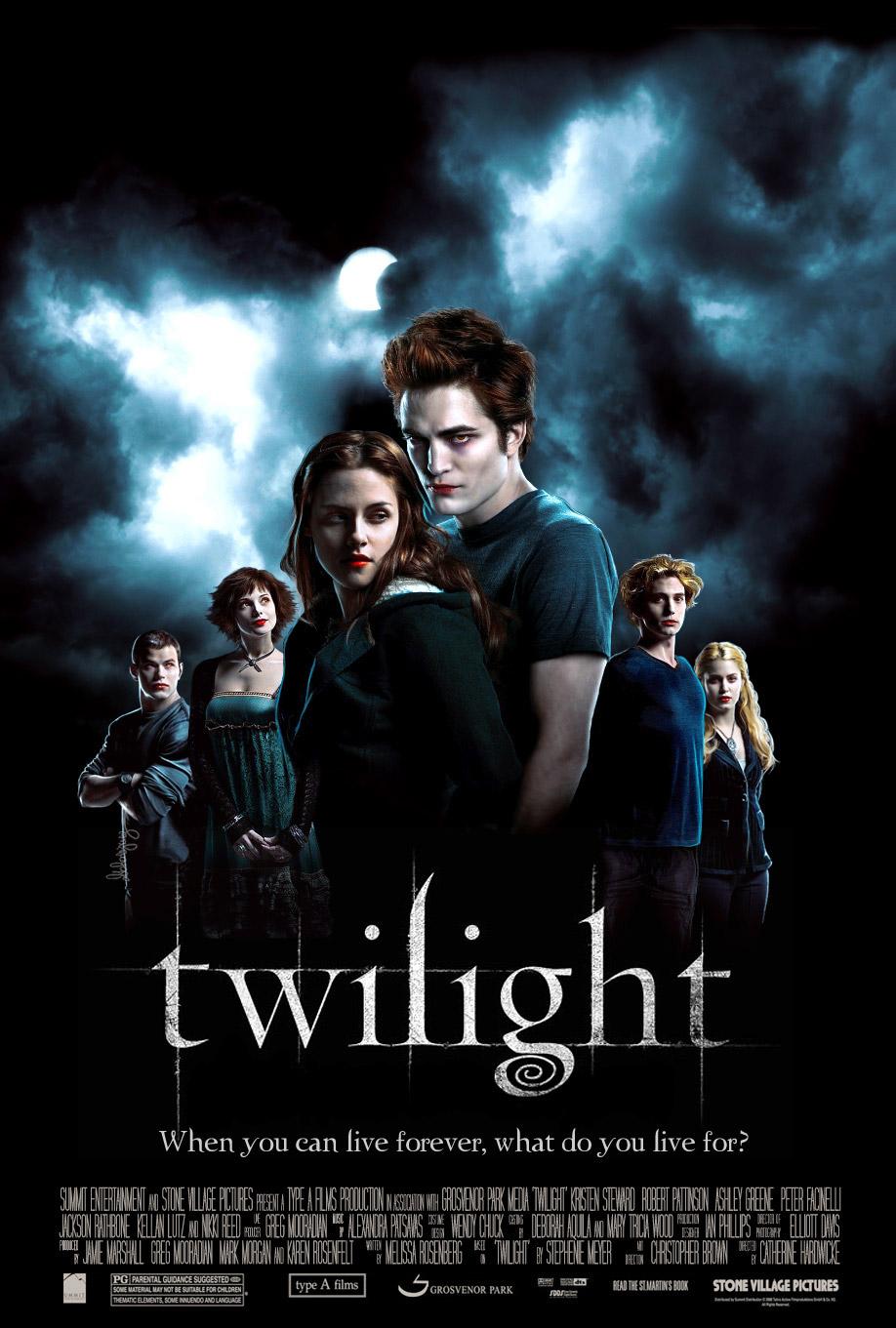 Twilight on movie