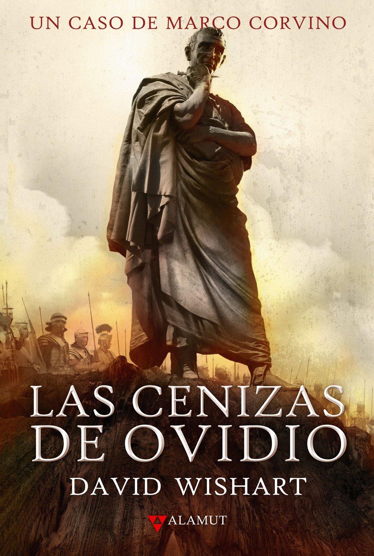 Las2Bcenizas2Bde2BOvidio - Las cenizas de Ovidio - David Wishart [Multiformato]