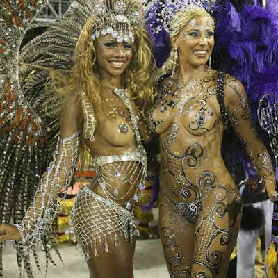 brazil carnival 2009. Brazil is to distribute 59