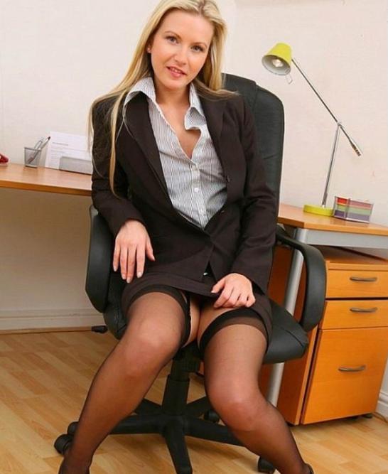 Фото секретарша в офисе 48096 фотография