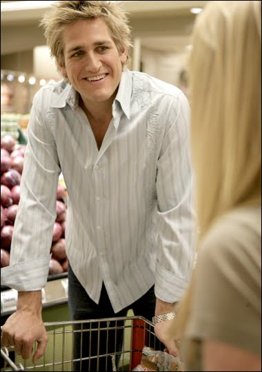 Curtis Stone. Chef CURTIS STONE (HOST,