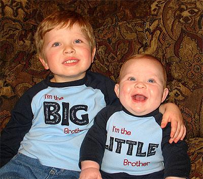 Irmão Mais Novo é o Mais Bonito?