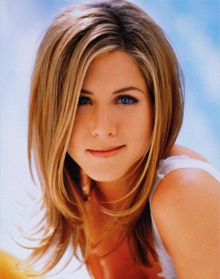 "Rachel"" hairstyle - Jennifer Aniston"