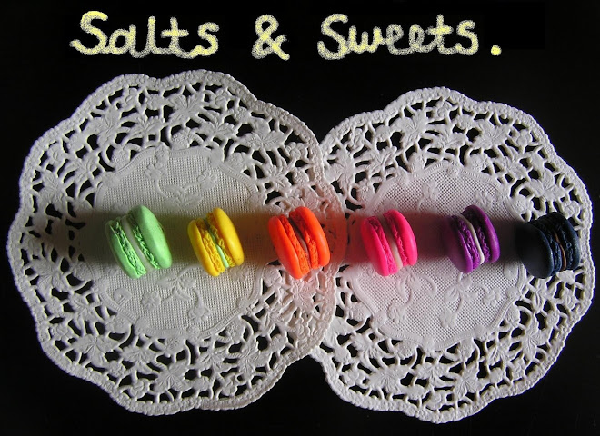 salts & sweets.
