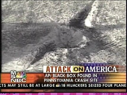 Shanksville UA93 crash site