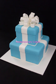 Sat. 20th and Sun.21st March 2 tier Tiffany Cake workshop