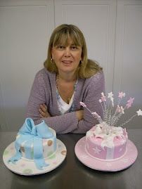 Me with my cakes!