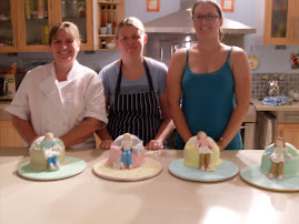 Mothers day cake workshop